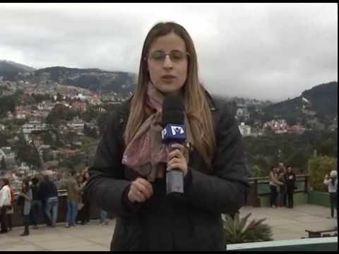 Campos do Jordão na temporada mais Fria.