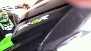 4. Kawasaki ninja zx6r 2009 monster edition review