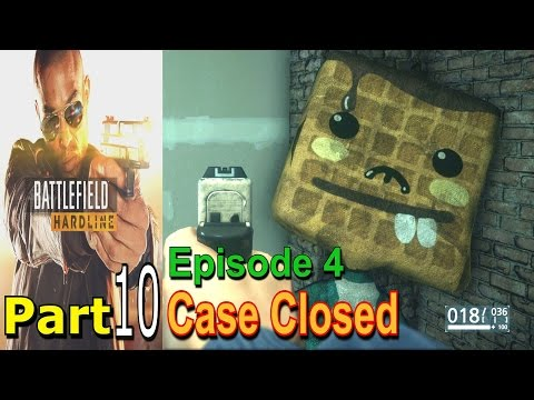 Battlefield Hardline Part 10 Episode 4 Case Closed Walkthrough Gameplay Campaign Mission Single Play