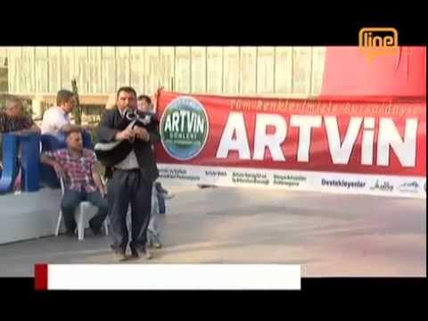 Bursa'da Artvin Günleri   20 Mayıs 2015