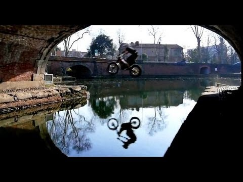 TRIAL X SESSION - JULIEN DUPONT VS CHRISTOPHE BRUAND -