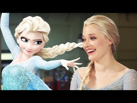 Once Upon a Time Season 4 (Disney Insider with Elsa and Anna)