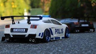 Video Lamborghini Police Chase 1 | RC Drifting MP3, 3GP, MP4, WEBM, AVI, FLV Desember 2018
