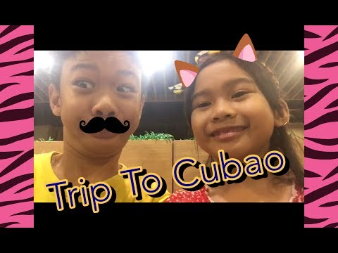 Time To Go To Cubao!!!-Vlog #3