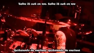 Download Lagu Bullet For My Valentine Take It Out On Me Lyrics y Subtitulos en Español Mp3