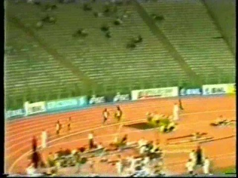 Hicham El Guerrouj 1500m World Record 1998