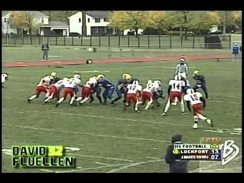David Fluellen High School Highlights video.
