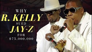 Video Why R. Kelly Sued Jay-Z for $75,000,000 MP3, 3GP, MP4, WEBM, AVI, FLV Maret 2019