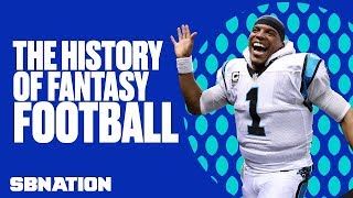 The history of Fantasy Football I Paid Content in Collaboration With NFL Fantasy and Vox Creative