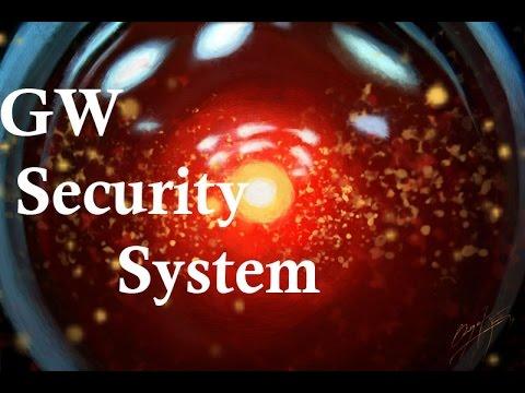 GW Security System 5MP 1920p NVR