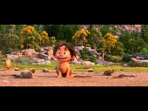THE GOOD DINOSAUR - Official Trailer 3
