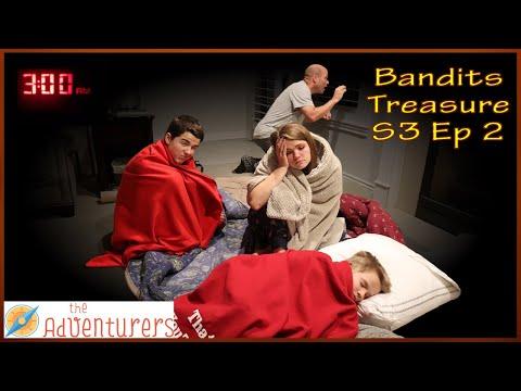 3AM - WE HEAR THEM Outside! Bandits Treasure S3 Ep2