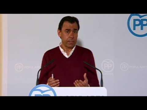 """Maillo: """"Si no hay Presupuestos, la responsabilidad será de todos, no solo del Gobierno"""""""