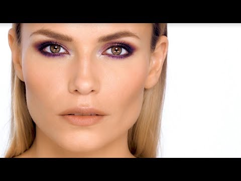 THE SUPERMODEL SMOKEY EYE - RED CARPET MAKEUP W/ NATASHA POLY