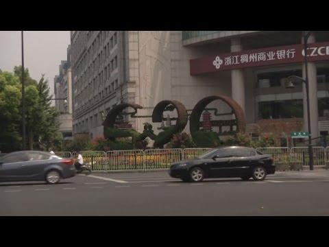 Στην Κίνα η Σύνοδος των G20. Αυστηρά μέτρα για την ασφάλειά της