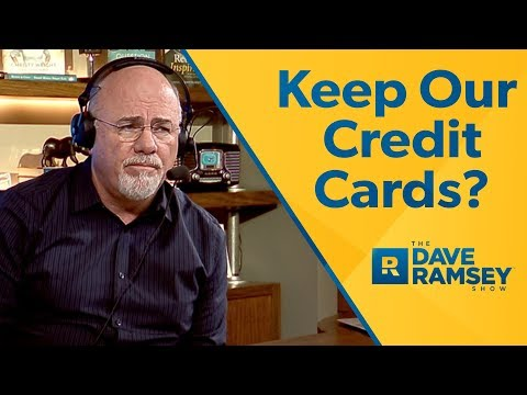 Should We Keep Our Credit Cards?