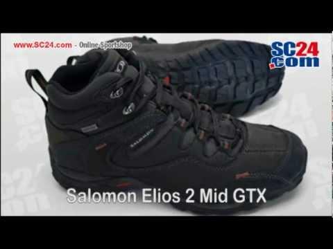 Salomon Elios 2 Mid GTX Art Nr  29688