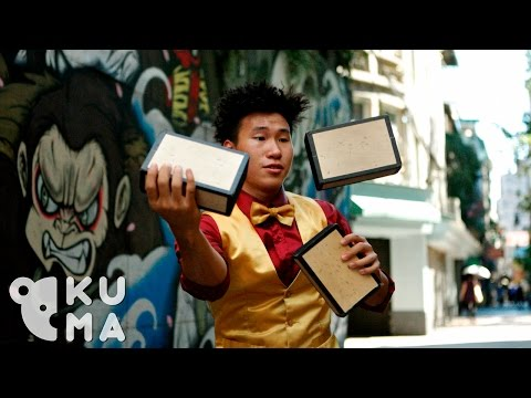 Incredible Cigar Box Juggling