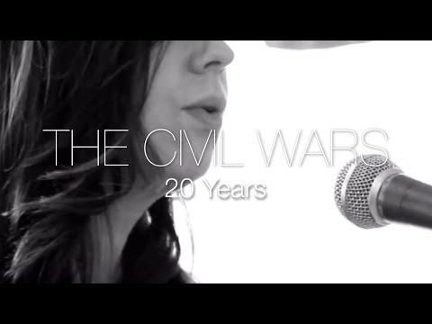 20 Years (Song) by The Civil Wars