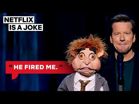Jeff Dunham's Friend Is Donald Trump's Personal Advisor | Netflix Is A Joke