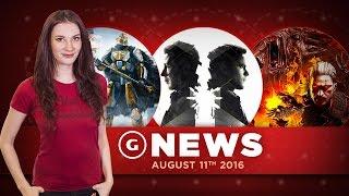 Quantum Break PC Update Drama; Destiny 2 Art Leak?! - GS Daily News by GameSpot