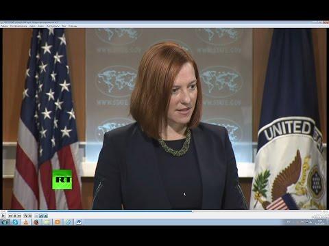 Псаки: США неизвестны факты нарушений Киевом