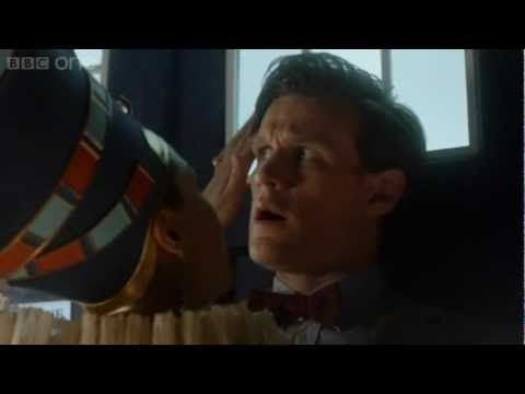 Doctor Who 7.02 (Clip)