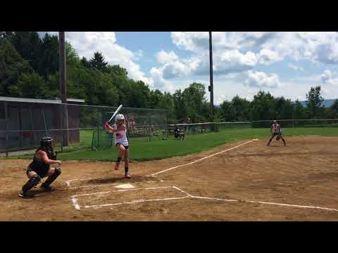 Franklin Township Girls' Old Timers Softball Game