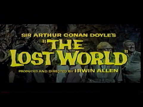 Opening to 'The Lost World' (1960, VHS)