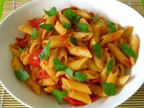 pasta al tonno (versione rossa) - ricetta