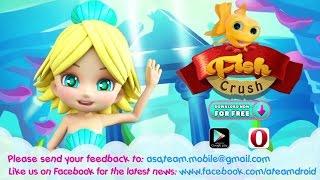 fish crush oyunu part 4-5 /android oyunlar/ ücretsiz oyun