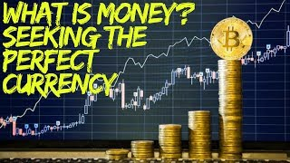 What is Money?  Seeking the Perfect Currency Part 2  http://www.financial-spread-betting.com/academy/bitcoin.html  PLEASE LIKE AND SHARE THIS VIDEO SO WE CAN DO MORE!What is Money?  The Origins of Money. What should it be?  How has it evolved over time?  Scarcity.  Metallism.  Currency should be backed by some tangible asset for instance precious metals.Metallism vs. Chartalism? Metallism - Currency should be backed by some tangible asset (e.g. precious metal). - Government played an endorsement role (e.g. authenticating quality in each coin). Chartalism- Society wide agreement that allows monetary exchange to allow debt / credit to be issued / cleared. - Some tribal societies found to have a system of paying gifts to curry favour or penalties for  wrongful behaviour (e.g. paying 20 goats for killing ones brother). - The currency is merely the token or symbol around which this system is arranged. There have been many things used as money Shells - need to be collectedCocoa beans - need to be grownSalt/Precious MetalsPrecious metal as money: The reasons for using  precious metal as moneyPrecious metal as money: - Durable - Fungible - Scarce - Intrinsic demand - Smelted down and reformed - Use in electronic industry, dental inputs, jewellery, architecture, etc. -  Appreciation for its beauty that seems inseparable from  perception of value - Wearing jewellery made from  gold to convey wealth and  prestige