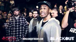 King of the Dot | Diaz vs. D-Lor