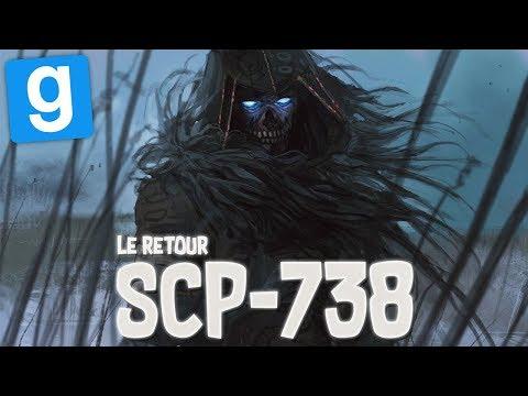 Garrys Mod - SCP RP // LE RETOUR DE SCP-738 ! - Garry's Mod