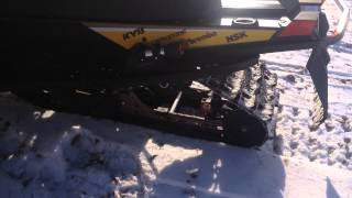 4. 2012 Ski-doo MXZ Xrs 800 E-TEC