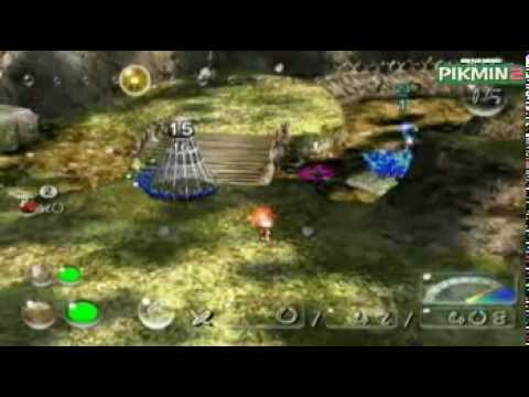New Play Control! Pikmin 2 #1
