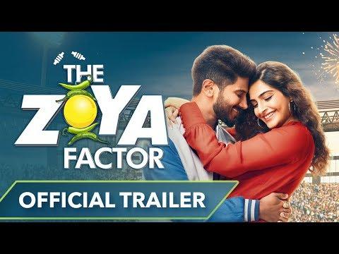 The Zoya Factor   Official Trailer   Sonam K Ahuja   Dulquer Salmaan   Dir: Abhishek Sharma   Sep 20