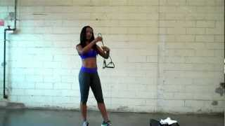 How to Get Rock Hard Abs and Glutes B NAKED Cx Core Series by Linda Okwor of Bodelogix.com