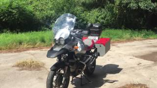 6. 2004 BMW R1150GS Adventure