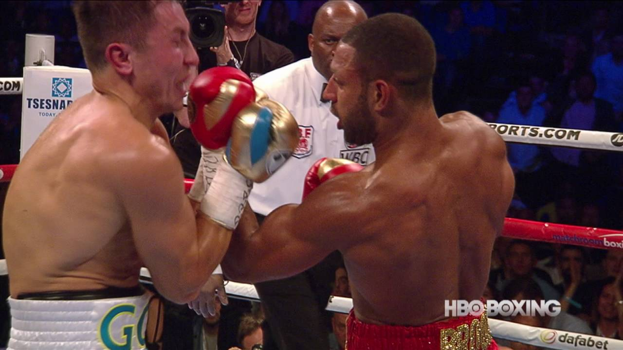 Gennady Golovkin vs. Kell Brook: WCB Highlights (HBO Boxing)