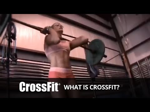 crossfit - What is CrossFit? CrossFit is an effective way to get fit. Anyone can do it. It is a fitness program that combines a wide variety of functional movements int...