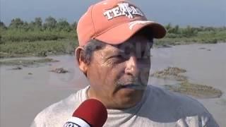 El Río Jiboa pone en peligro a comunidades como el Achiotal en La Paz (08 de Mayo 2014)