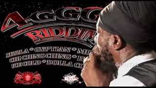 Sizzla - Murder Bwoy - 4GGGG Riddim - UPT 007 Records - April 2014