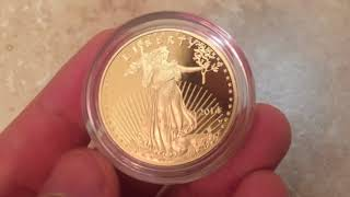 Is it worth buying Proof Gold coins?