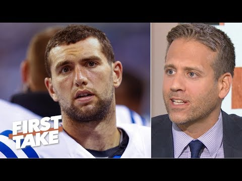 Video: The brutal NFL is forcing players like Andrew Luck into retirement – Max Kellerman | First Take