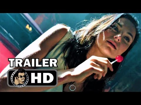 BLOOD DRIVE Official Trailer #2 (HD) Syfy Grindhouse Series