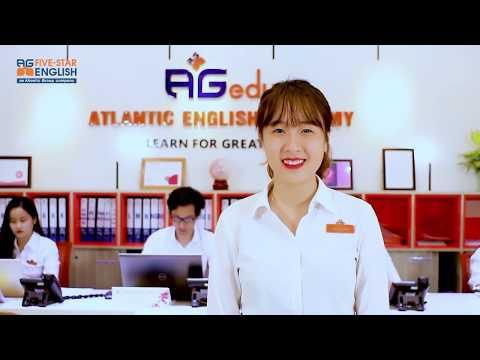 Atlantic Five-Star English một năm thành lập