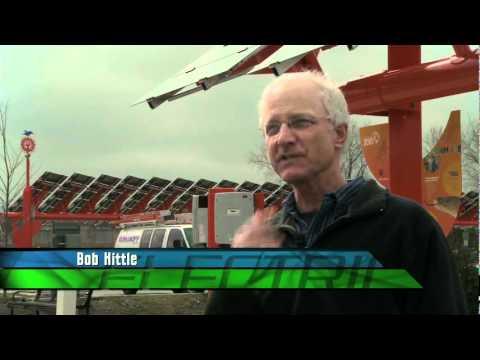 Toledo Zoo Solar Snake – NECA/IBEW Team