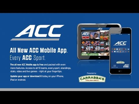 Video of ACC Sports