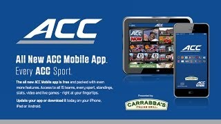 ACC Sports YouTube-Video